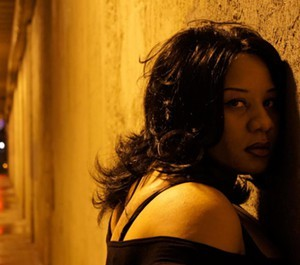 Gabrielle Patterson is an accomplished Indianapolis spoken word artist.